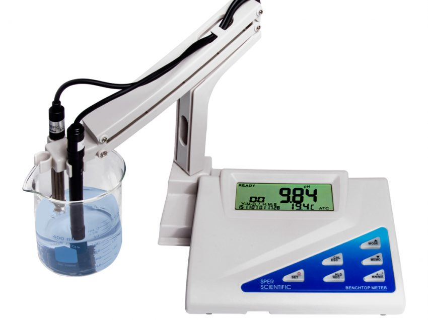 3 pH Meter Laboratory Functions the Industrial World