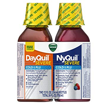 What Happens When You Mix Dayquil And Nyquil? Is It Gonna Be Harmful?
